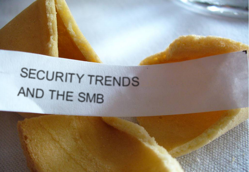 Top Security Tech Trends Reach the SMB Market