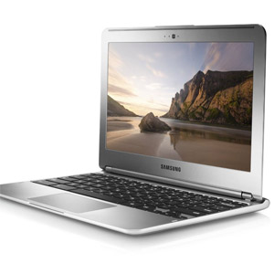 Chromebook Review Part 2: The Setup