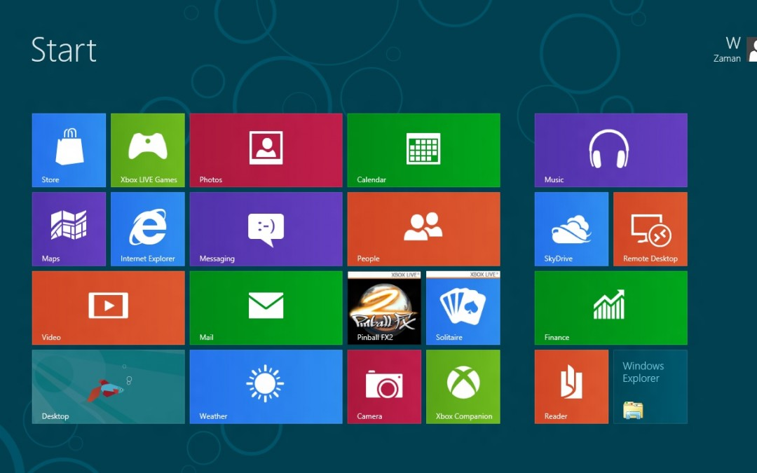 "Microsoft: ""We're Just Getting Started"" With Windows 8"