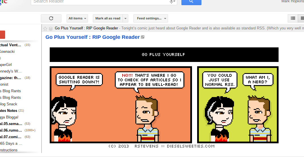 Ex-Google Reader PM on Why is Google killing Google Reader