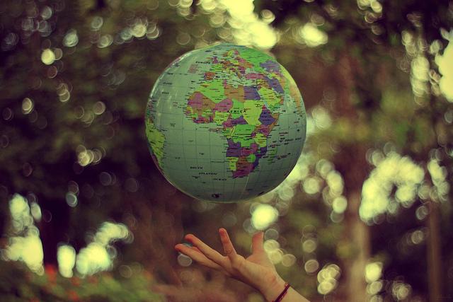 globe throw