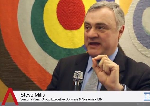 Software exec Steve Mills retires from IBM