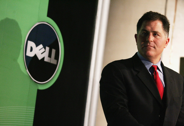 Dell Buyout Moves Closer as Blackstone Withdraws Takeover Bid