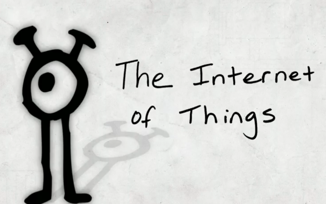 The Future is the Internet of Things, and it's Already Here