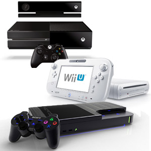 Playstation 4 Vs Xbox 720 Vs Wii U