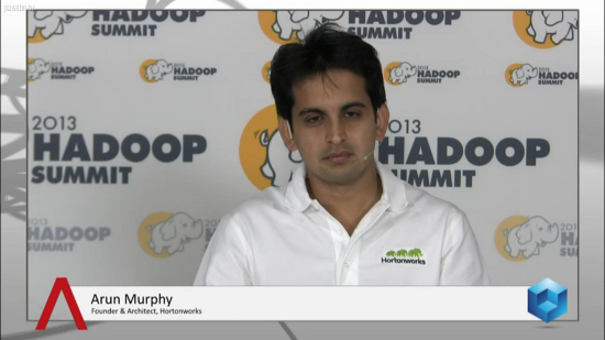 Hadoop + YARN : Key to Big Data Platforms in Enterprise | #hadoopsummit