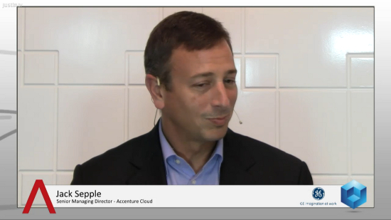 All Business Will Be Digital Business, Says Accenture's Jack Sepple | #IndustrialCloud