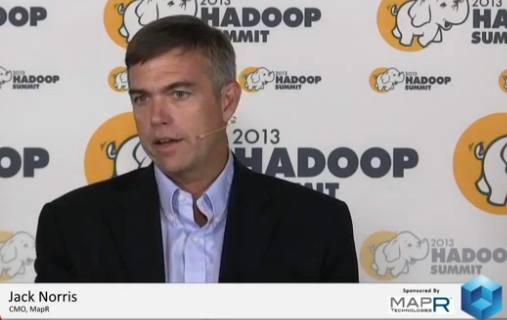 MapR Addresses Many Issues Limiting Hadoop's Implementation In Production Data Centers | #hadoopsummit