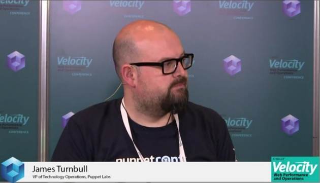 "Puppet Labs: ""Infrastructure Is Code"" 