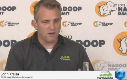 Hadoop 2.0 + YARN Will Enable New Workloads : Hadoop Summit 2013 Review