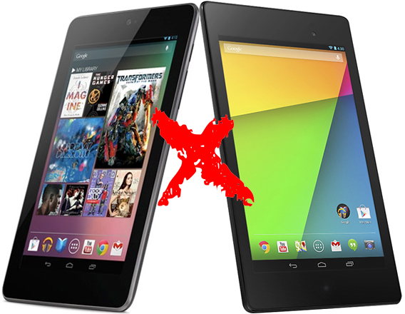 The New Nexus 7 vs. The Old One : Is It Really Any Better?