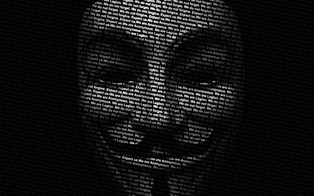 FBI: We've Dismantled Anonymous