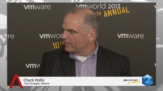 The Era of Intelligent Business Users : Demand for Software-Defined Everything | #VMworld