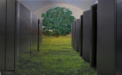 Building Big Data: How Data Centers are Going Green
