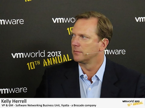 This Is One of the Biggest Technology Disruptions You'll Ever See   #VMworld