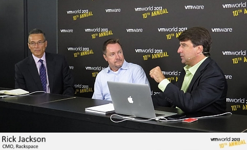 Infrastructure Keeps Things Up and Running, Innovation Takes Place at Higher Levels | #VMware