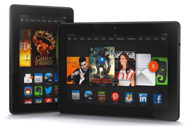 Apple Ipad Vs Kindle: Amazon Kindle Fire HDX Vs Apple IPad Vs Galaxy Note 10.1