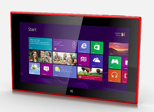 Nokia lumia 2520 vs surface pro 3