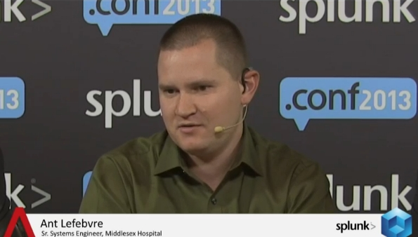 """Systems Engineer Excited for Splunk 6: """"Sky's the Limit""""   #splunkconf"""