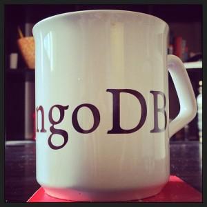 MongoDB mug