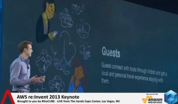 AWS keynote recap : Reinventing travel with AirBnB | #reinvent