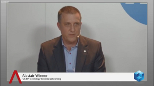 HP aims to help enterprises drive value from networking and mobility | #HPDiscover