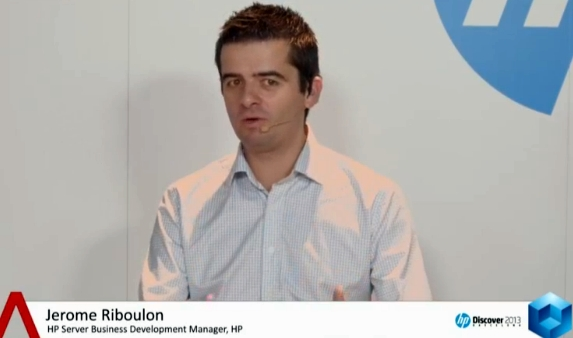 HP + Broadcom : Staying ahead of the market, preventing customer lock-in | #HPDiscover