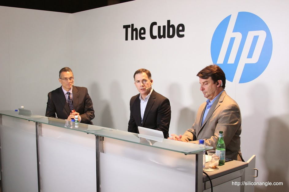 HP reinvents approach to converged systems | #HPDiscover
