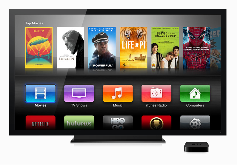 Apple's website now has an Apple TV section – but where's the new TV?
