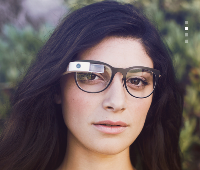 Google unveils new frames + partnership for Glass