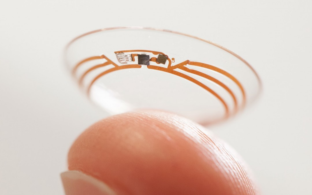 Google unveils 'smart contact lens' to fight against diabetes