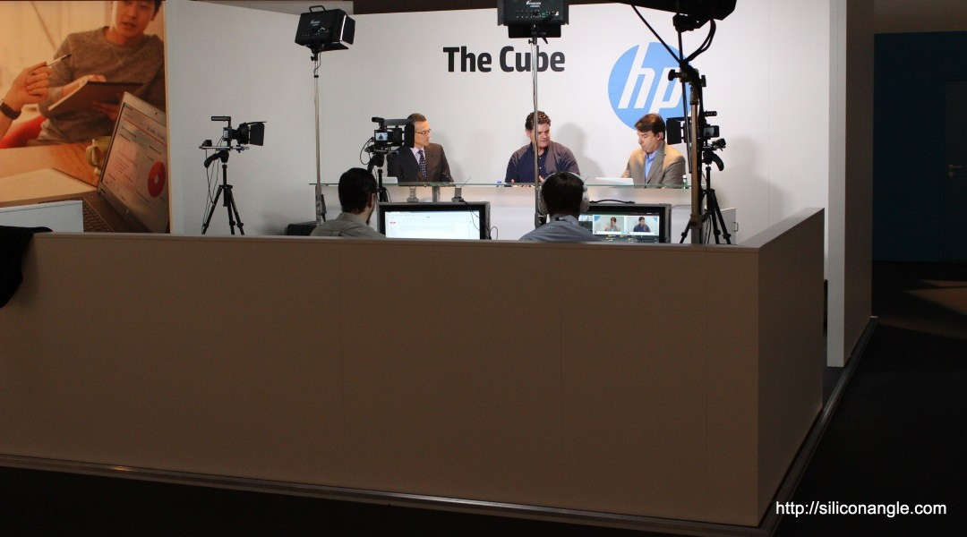 5 steps to new age IT : Tablets, paperless contracts + virtualized desktops | #HPDiscover