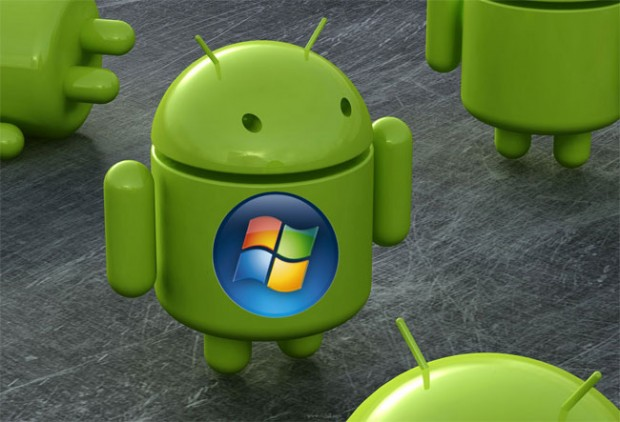 It's about time Microsoft got into bed with Android