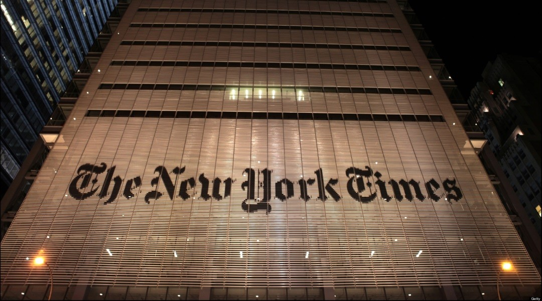 New York Times calls for Ed Snowden to be pardoned