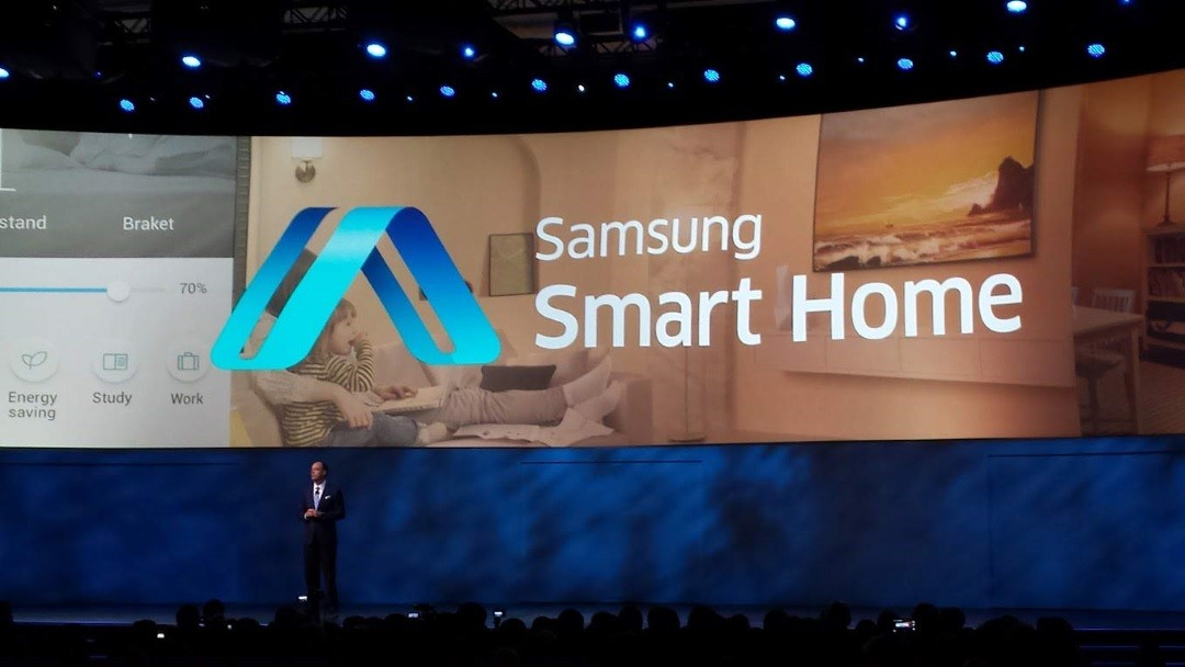 Samsung enters home automation market with Smart Home at #CES2014