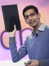 Google SVP of Chrome & Apps Sundar Pichai now front runner for Microsoft CEO job