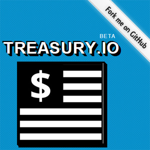 Treasury.IO: The $11 trillion check book daily data feed automation tool about the US government