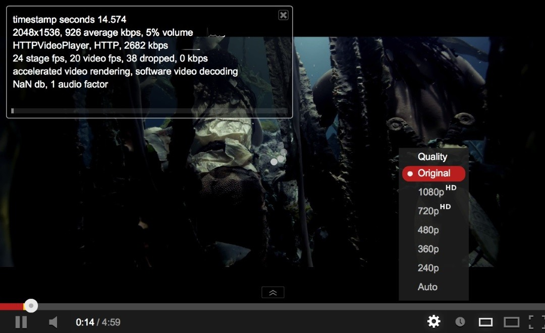 YouTube to showcase 4K video streaming at CES 2014