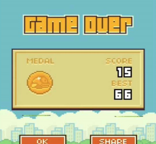 'Flappy Bird' – You just HAVE to play this game…
