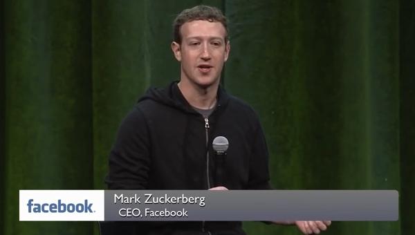 Mark Zuckerberg debunks the shareholder value myth | #OCPSummit