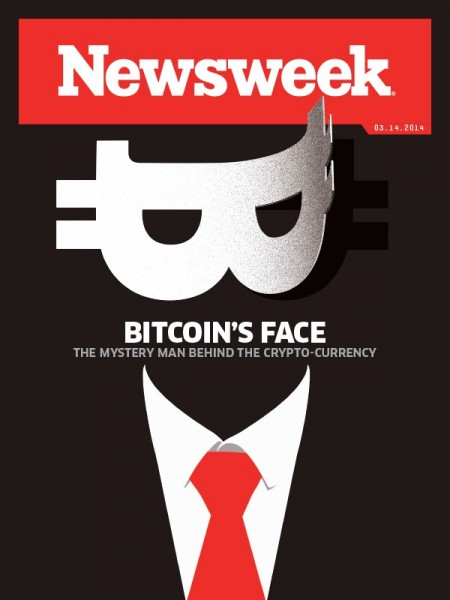 Cover of Newsweek; March 13, 2014