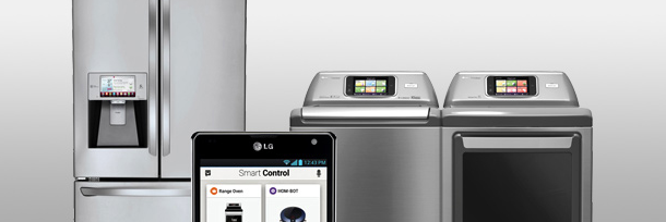 LG's Smart Control for HomeChat