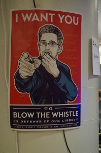 snowden whistleblower