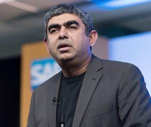 Vishal Sikka SAP 2