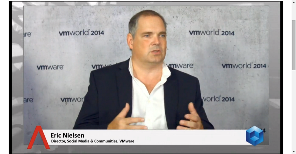 VMware enlists more than 1,000 social media evangelists | #vmworld