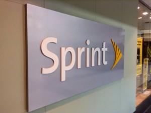 sprint storefront brand logo