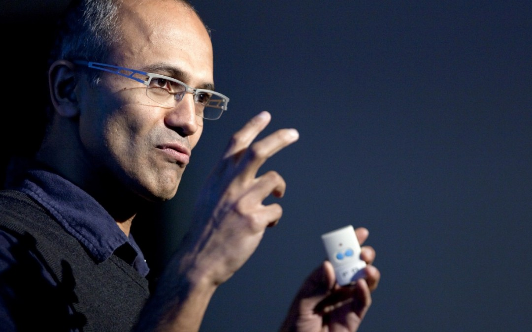 Windows slump shows Microsoft's transformation is taking hold