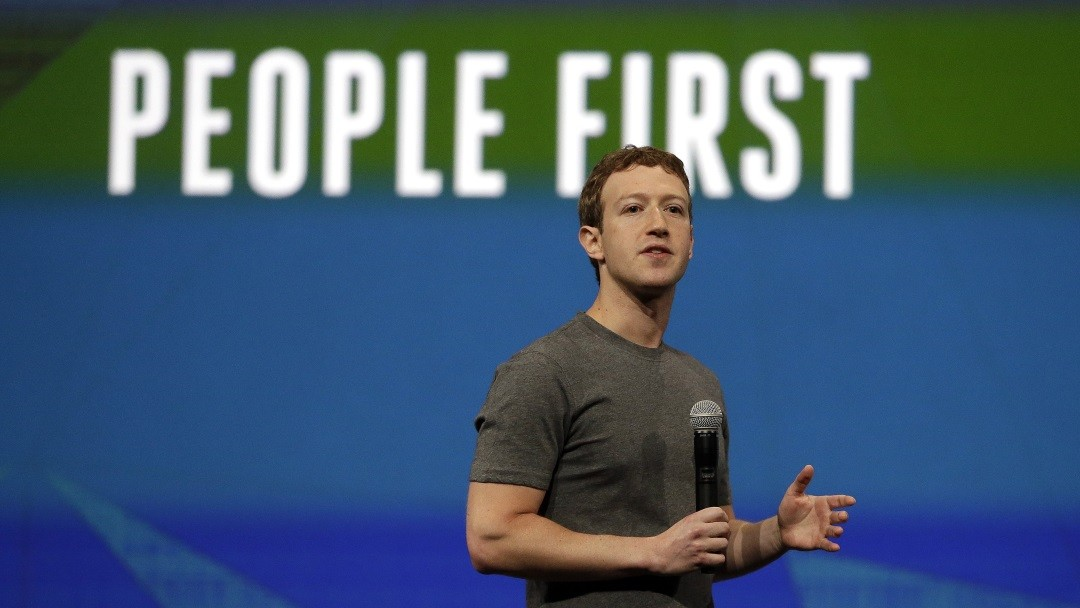 """Facebook's Mark Zuckerberg on the advantages of being a founder CEO: """"Everything is easier with social capital"""""""