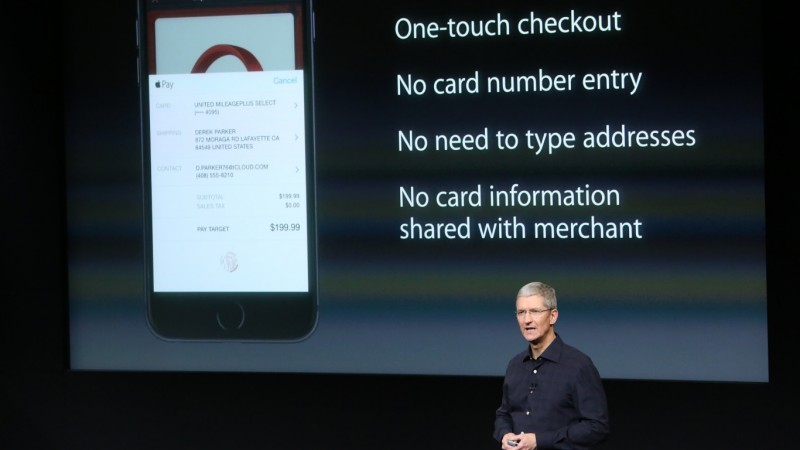 Apple Pay is growing, accounts for two out of every three ...