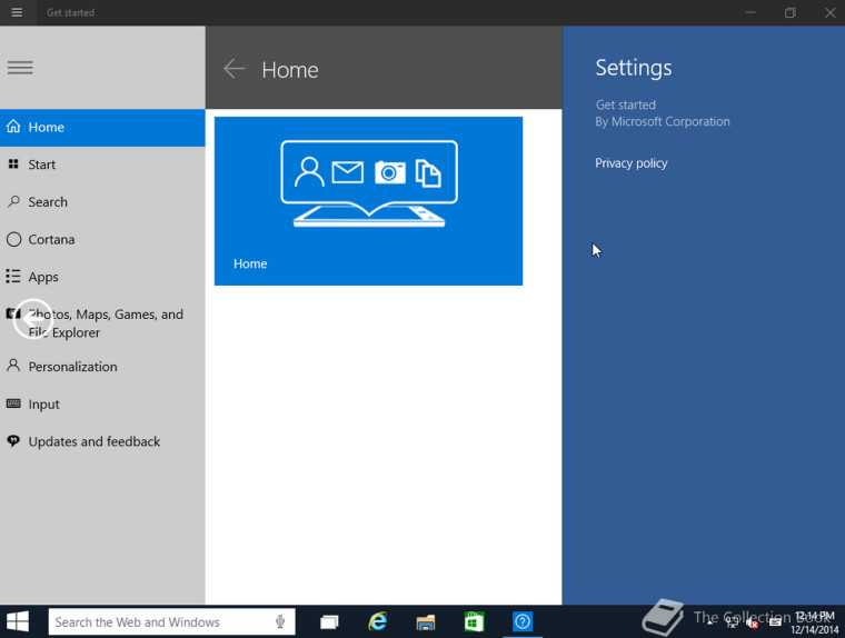 Windows 10 Build 9901 leak gives first look at Cortana on the desktop ...